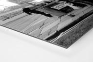 Merchandise-Stand in Liverpool als auf Alu-Dibond kaschierter Fotoabzug (Detail)