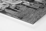 Lok FDGB-Pokalsieger 1986 als auf Alu-Dibond kaschierter Fotoabzug (Detail)