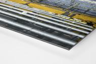 Leere Süd (Farbe) als auf Alu-Dibond kaschierter Fotoabzug (Detail)