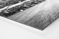 Europapokal an der Grünwalder Straße als auf Alu-Dibond kaschierter Fotoabzug (Detail)