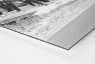 Aus dem HSV Trainingslager als auf Alu-Dibond kaschierter Fotoabzug (Detail)