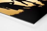 Unter der Sonne Zyperns als auf Alu-Dibond kaschierter Fotoabzug (Detail)