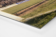 Aachen im Uhlenkrug als auf Alu-Dibond kaschierter Fotoabzug (Detail)