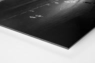 Highbury Flutlicht als auf Alu-Dibond kaschierter Fotoabzug (Detail)