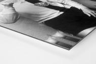 Sekt in Dresden als auf Alu-Dibond kaschierter Fotoabzug (Detail)