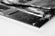 Ruhezone als auf Alu-Dibond kaschierter Fotoabzug (Detail)
