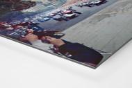 Monaco 1962 als auf Alu-Dibond kaschierter Fotoabzug (Detail)