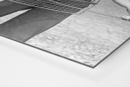 Sicherer Caddy als auf Alu-Dibond kaschierter Fotoabzug (Detail)