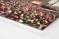 Anzeigetafel AT&T Park als auf Alu-Dibond kaschierter Fotoabzug (Detail)