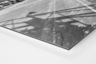 Snetterton Motor Racing Circuit 1964 als auf Alu-Dibond kaschierter Fotoabzug (Detail)