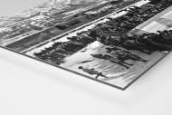 Hockey Club Davos als auf Alu-Dibond kaschierter Fotoabzug (Detail)
