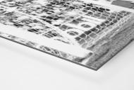 Jena vs. Karl-Marx-Stadt als auf Alu-Dibond kaschierter Fotoabzug (Detail)
