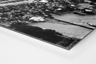 Frankfurt vs. Madrid im Hampden Park als auf Alu-Dibond kaschierter Fotoabzug (Detail)