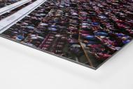 London (West Ham, 2016) als auf Alu-Dibond kaschierter Fotoabzug (Detail)