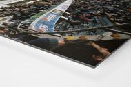 Bern als auf Alu-Dibond kaschierter Fotoabzug (Detail)