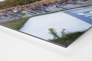 Wuppertal als auf Alu-Dibond kaschierter Fotoabzug (Detail)