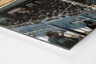 Hamburg (St. Pauli, 2009) als auf Alu-Dibond kaschierter Fotoabzug (Detail)