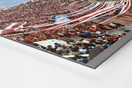 Buenos Aires (Hurácan) als auf Alu-Dibond kaschierter Fotoabzug (Detail)