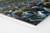 Berlin (Olympiastadion, 1999) als auf Alu-Dibond kaschierter Fotoabzug (Detail)