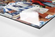 Ehlers und Beinlich als Direktdruck auf Alu-Dibond hinter Acrylglas (Detail)