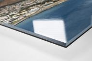 Cape Town Stadium vom Wasser aus als Direktdruck auf Alu-Dibond hinter Acrylglas (Detail)