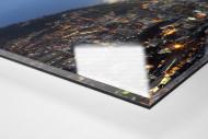 Cape Town Stadium und Skyline als Direktdruck auf Alu-Dibond hinter Acrylglas (Detail)