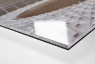 Dach vom Olympiastadion Kiew als Direktdruck auf Alu-Dibond hinter Acrylglas (Detail)