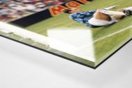 Klinsmann gegen Holland (1) als Direktdruck auf Alu-Dibond hinter Acrylglas (Detail)