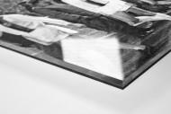 Mönchengladbach 1971 als Direktdruck auf Alu-Dibond hinter Acrylglas (Detail)