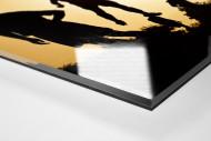 Unter der Sonne Zyperns als Direktdruck auf Alu-Dibond hinter Acrylglas (Detail)