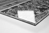 Vor dem Celtic Park als Direktdruck auf Alu-Dibond hinter Acrylglas (Detail)