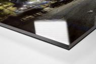 Stadio San Paolo bei Flutlicht (Farbe) als Direktdruck auf Alu-Dibond hinter Acrylglas (Detail)