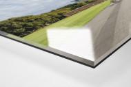 Auf dem Weg in die Kölner Arena als Direktdruck auf Alu-Dibond hinter Acrylglas (Detail)