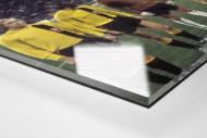Dresden in München (2) als Direktdruck auf Alu-Dibond hinter Acrylglas (Detail)