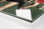 Riedel in Freude als Direktdruck auf Alu-Dibond hinter Acrylglas (Detail)