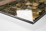 Buenos Aires (Palermo) als Direktdruck auf Alu-Dibond hinter Acrylglas (Detail)