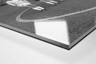 M'gladbach im »Rote Erde« als Direktdruck auf Alu-Dibond hinter Acrylglas (Detail)
