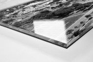 Estádio Nacional de Brasília  als Direktdruck auf Alu-Dibond hinter Acrylglas (Detail)