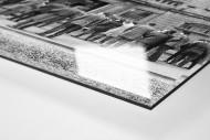 Vor dem Ibrox Park (1) als Direktdruck auf Alu-Dibond hinter Acrylglas (Detail)
