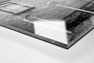 Vorverkauf als Direktdruck auf Alu-Dibond hinter Acrylglas (Detail)