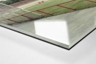 Witness Of Glory Times: Berlin, Alte Försterei als Direktdruck auf Alu-Dibond hinter Acrylglas (Detail)