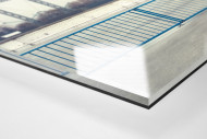 Witness Of Glory Times: Leipzig (2) als Direktdruck auf Alu-Dibond hinter Acrylglas (Detail)