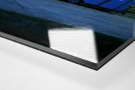 Imbisswagen  als Direktdruck auf Alu-Dibond hinter Acrylglas (Detail)