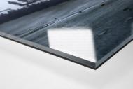 Vor dem Parkstadion (2) als Direktdruck auf Alu-Dibond hinter Acrylglas (Detail)