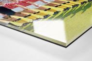 Aachen im Pokalfinale als Direktdruck auf Alu-Dibond hinter Acrylglas (Detail)