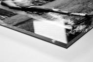 Ruhezone als Direktdruck auf Alu-Dibond hinter Acrylglas (Detail)