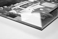 Empfang der Eintracht als Direktdruck auf Alu-Dibond hinter Acrylglas (Detail)