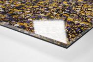 LSU Tiger Marching Band als Direktdruck auf Alu-Dibond hinter Acrylglas (Detail)