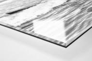 Surfen 1960 als Direktdruck auf Alu-Dibond hinter Acrylglas (Detail)