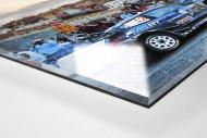 Rallye Mexico (1) als Direktdruck auf Alu-Dibond hinter Acrylglas (Detail)